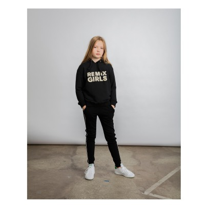 Little Remix Sudadera con capucha Remix Girls-listing
