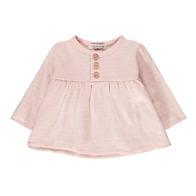 1+ IN THE FAMILY Anna Dot Jersey Blouse-listing