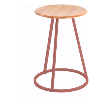 Hartô Gustave Oak Tree Stool-listing