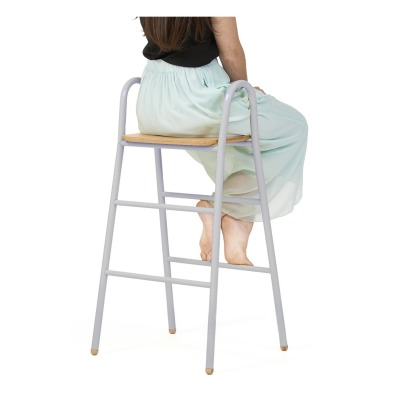 Hartô Lucien Oak Ladder Stool -product