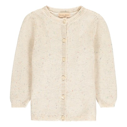 Lab - La Petite Collection Flecked Fine Cardigan-listing