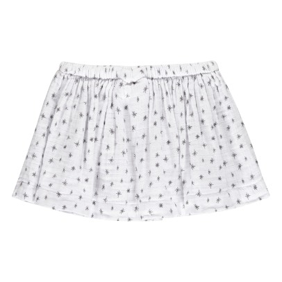 Moumout Betty Muslin Star Skirt-listing