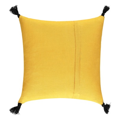 Harmony Washed Linen Cushion 45x45cm-listing