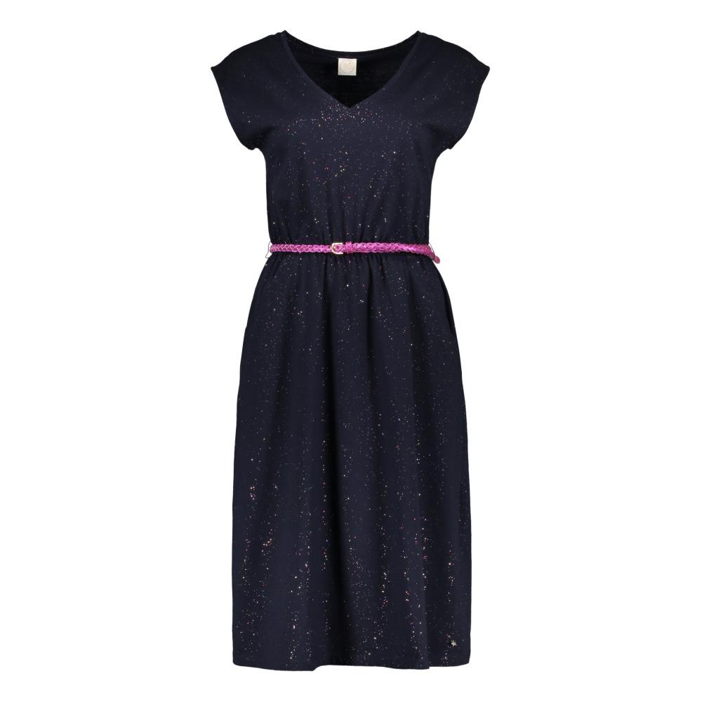 Jersey Kleid Isima Navy Des petits hauts Mode Erwachsene