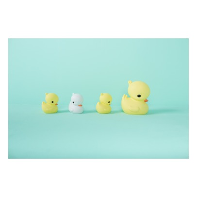 A little lovely company Mini lámpara de noche LED pato-listing