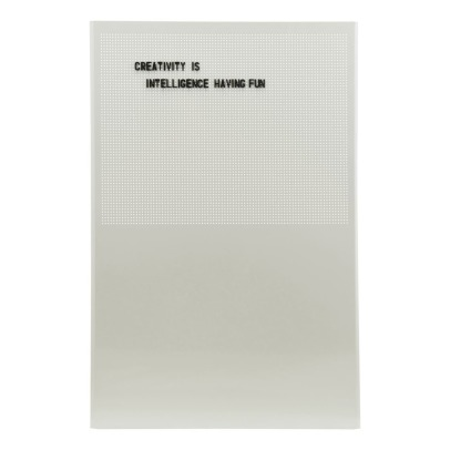 tableau en feutre pour message lettres 25 4x25 4 cm noir funkk. Black Bedroom Furniture Sets. Home Design Ideas