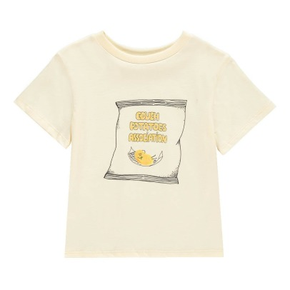 Hundred Pieces T-Shirt Couch Potatoes-product