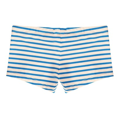 Pacific Rainbow Kael Striped Swimming Trunks-listing