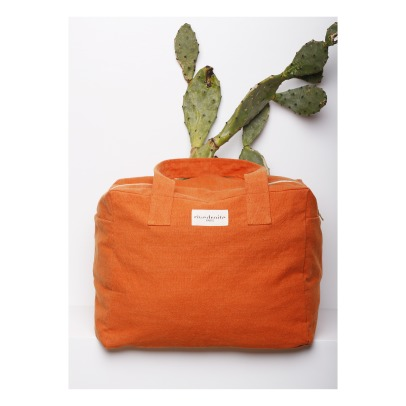Rive Droite Elzevir Recycled Cotton 48H Weekend Bag-listing