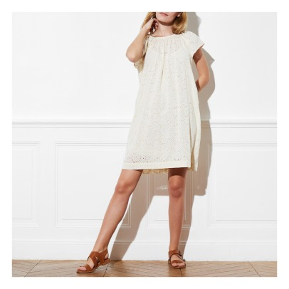 Soeur Robe Broderie Anglaise Suzanne Bis-listing