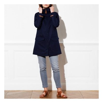 Sessun Cappotto con cappuccio Camp Day-listing