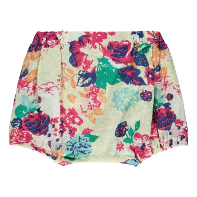 Lulaland Alan Organic Cotton Flower Bloomers-listing