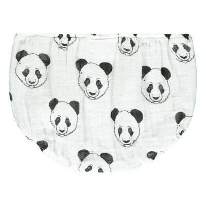 Moumout Eliotte Panda Muslin Bloomers-listing