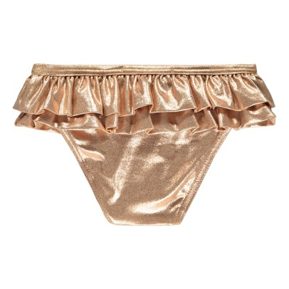 Lison Paris Double Ruffle Swimming Bottoms-listing