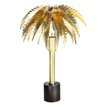 Klevering Palm Tree Table Lamp-listing