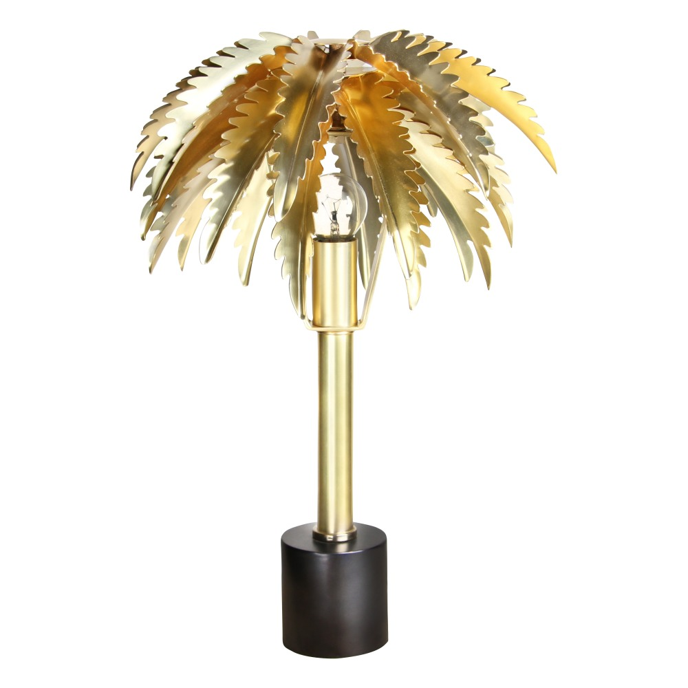 Palm Tree Table Lamp Product