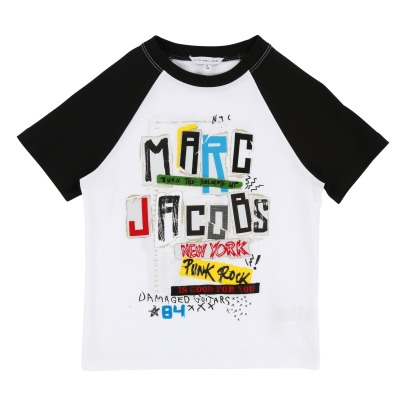 Little Marc Jacobs New York Graffiti T-Shirt-product