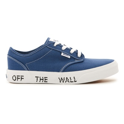 Vans Baskets Lacets Atwood en Toile Semelles The Wall-listing
