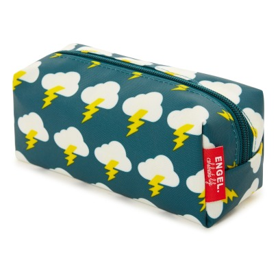 Engel Thunderstorms Recycled Plastic Pencil Case-listing