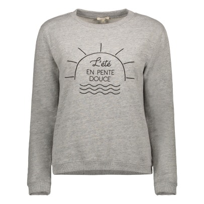 "Emile et Ida ""L'Eté En Pente Douce"" Sweatshirt - Women's Collection-listing"