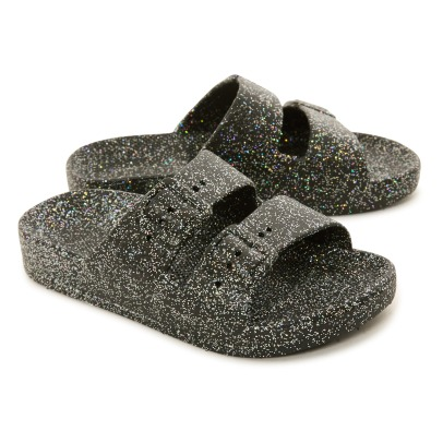 Moses Boucle Imitation Glitter Sandals-listing