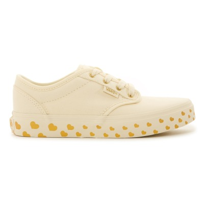 Vans Laced Tannis Shoes - Heart Soles-listing
