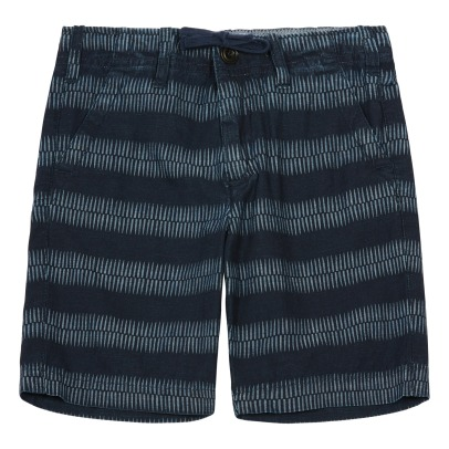 Hartford Berry Ethnic Shorts-listing
