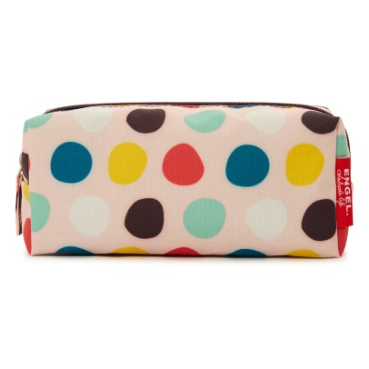 Engel Polka Dot Recycled Plastic Pencil Case-listing