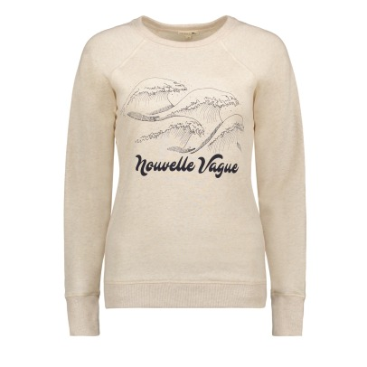 "Soeur Sweatshirt ""Nouvelle Vague"" Timon -listing"