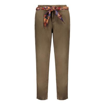 Labdip Pantalon Chino Tencel Ceinturé Théa-product
