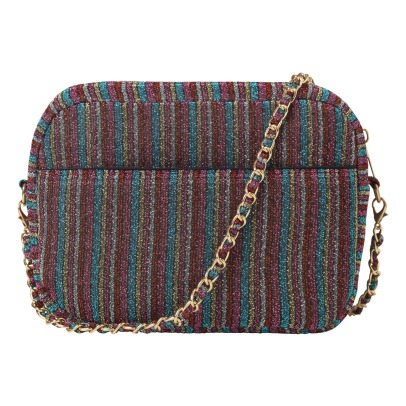 Beck Sönder Gaard Paya Stripes Shoulder Bag-listing