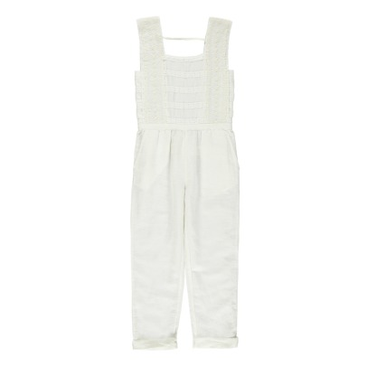 Les Coyotes de Paris Midred Cut Out Back Jumpsuit-listing