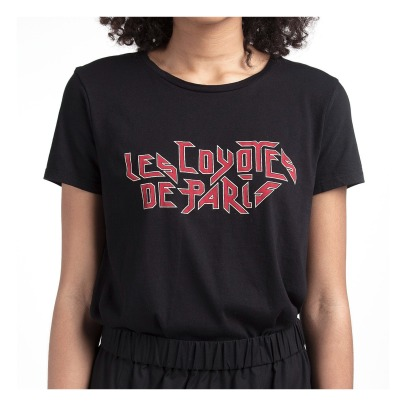 "Les Coyotes de Paris T-Shirt ""Les Coyotes de Paris"" Cindy-product"
