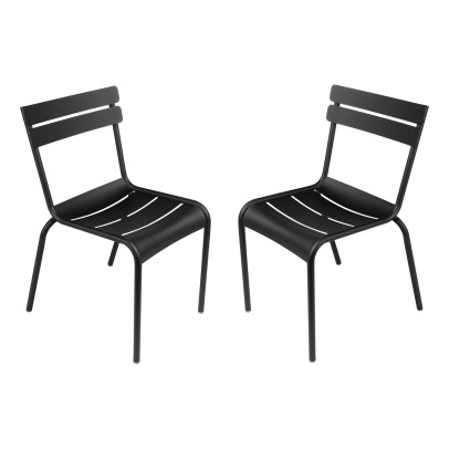Fermob Luxembourg Aluminium Chair - Set of 2-listing