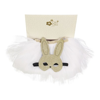 Obi Obi Tutu and Rabbit Mask Dressing Up Set-listing
