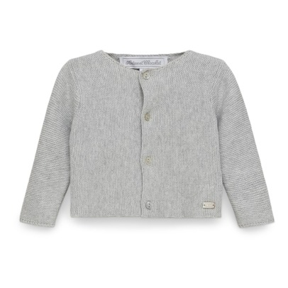 Tartine et Chocolat Pima Cotton Cardigan-listing