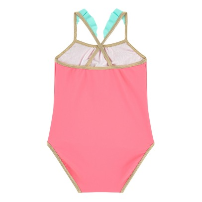 Little Marc Jacobs Miss Marc Ruffled Swimsuit-listing