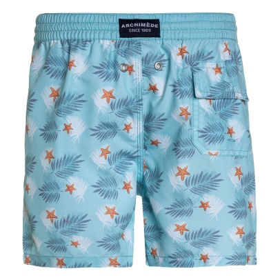 Archimède Marquise Printed Double Protection Shorts-listing
