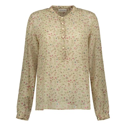Laurence Bras Blusa Flores Bicycle-listing