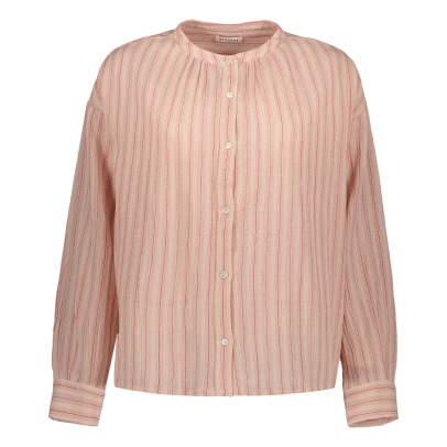 Masscob Striped Blouse-listing