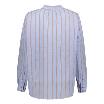 Sessun Botan Striped Shirt-listing