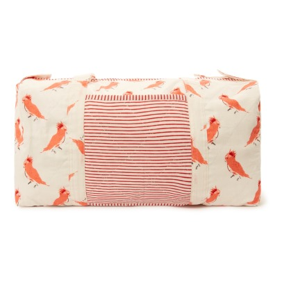 Le Petit Lucas du Tertre Bird Cotton 48h Bag-listing