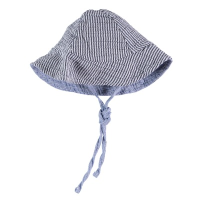 Buho Coquille Striped Hat-listing