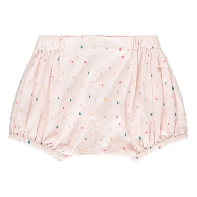 Lulaland Alan Organic Cotton Dot Bloomers-listing