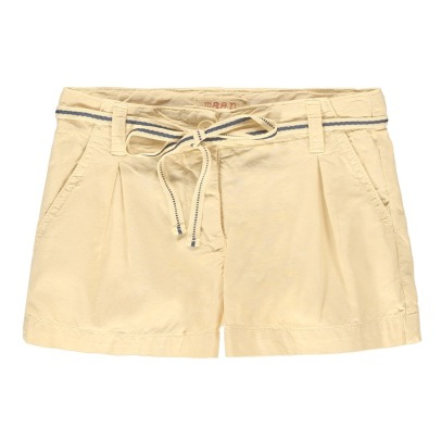 MAAN Pigale Shorts With Belt-listing