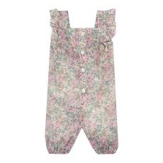 product-Bonton Noura Floral Liberty Ruffled Jumpsuit