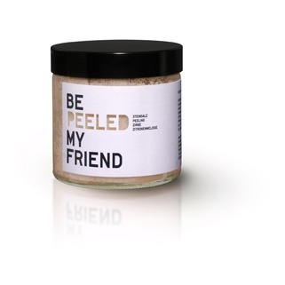 Be My Friend Body Scrub - Cembro Pine and Lemon Balm-listing