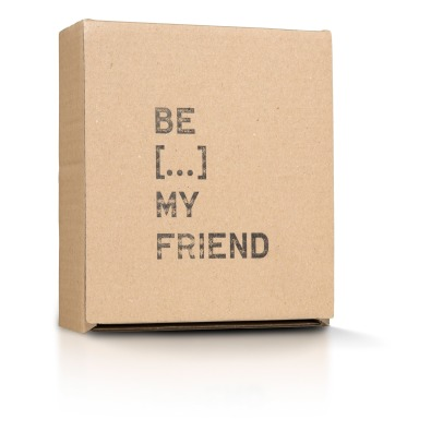 Be My Friend Box - Scrub, Peeling and Lip Balm-listing