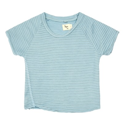 Nico Nico Sunset Striped T-Shirt-listing
