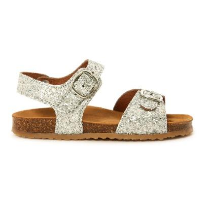 P??p?? P ?? P ?? Kids Buckle Detail Sandals - Brown Enfants Boucle Sandales Détail - Marron YBNtUCaC